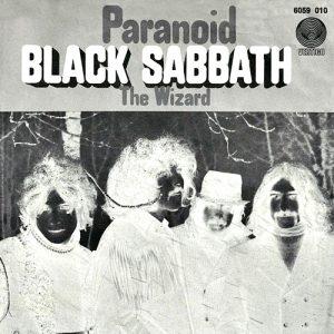 Cover: Black Sabbath - Paranoid