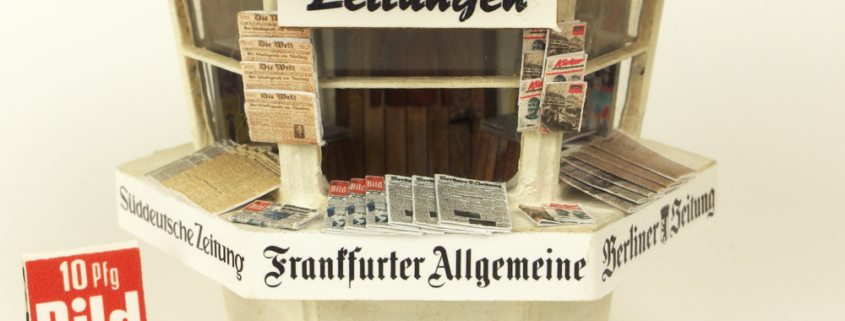 Zeitungsstand - Bild 1