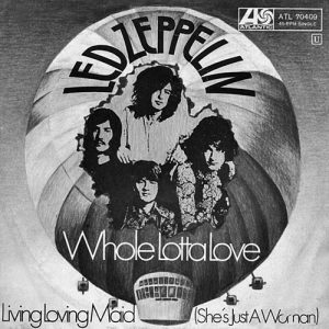 Cover: Led Zeppelin - Whole Lotta Live